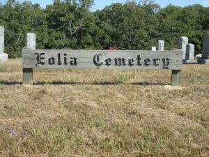 Eolia City Cemetery