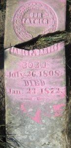 Carver-Turner Cemetery